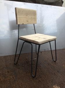 hairpin chair
