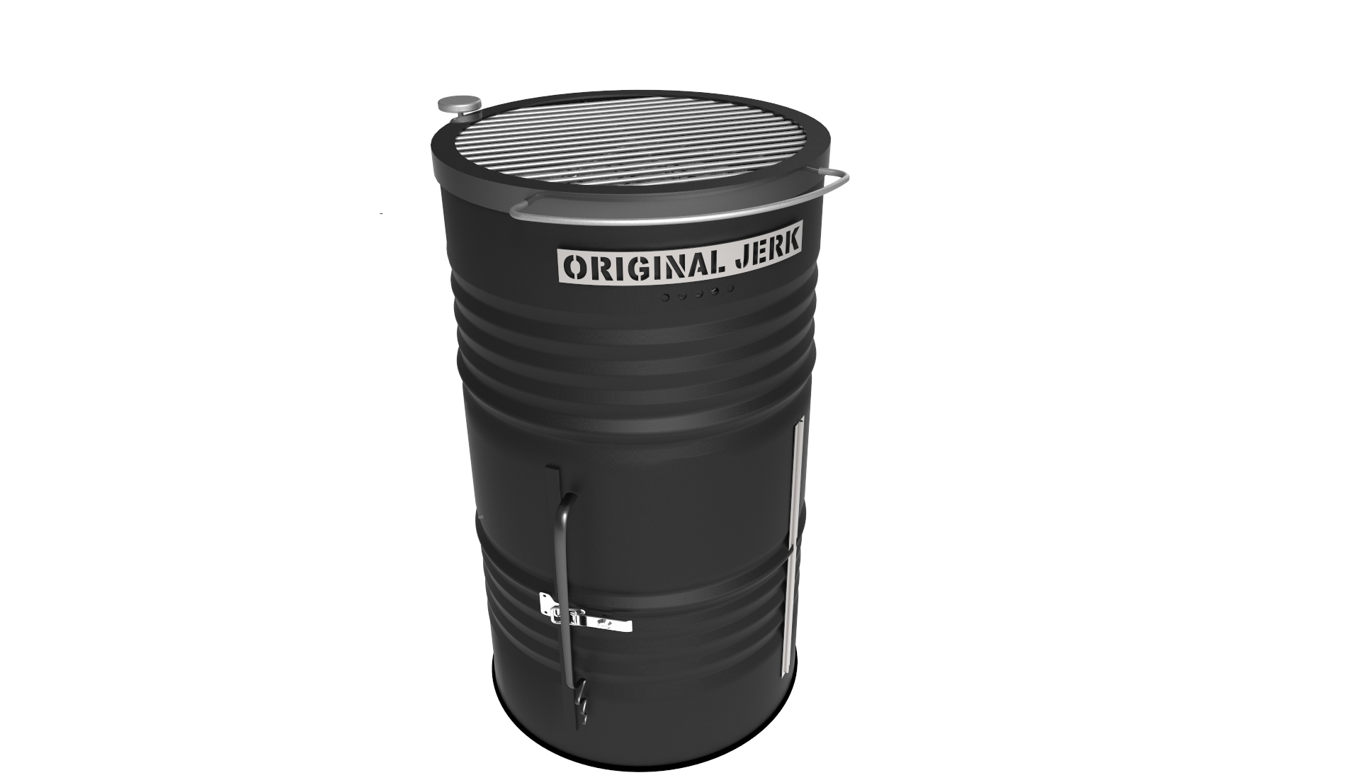 Original Jerk Oil Drum Bbqs 2015 Models South West